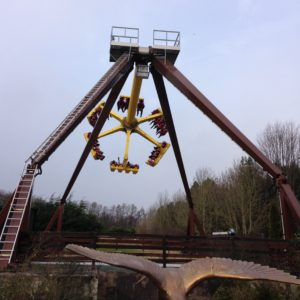 Eagles Claw - Lightwater Valley