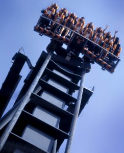 Oblivion - Alton Towers Resort