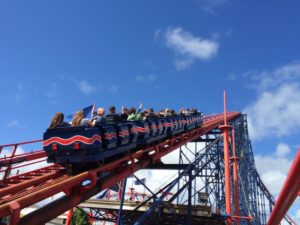 The Big One Blackpool Pleasure Beach