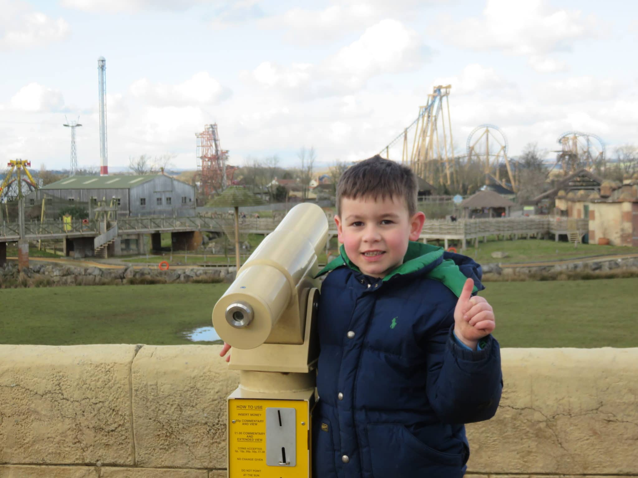 Flamingo Land Kids Go Free