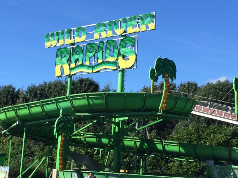 Lightwater Valley - Wild River Rapids
