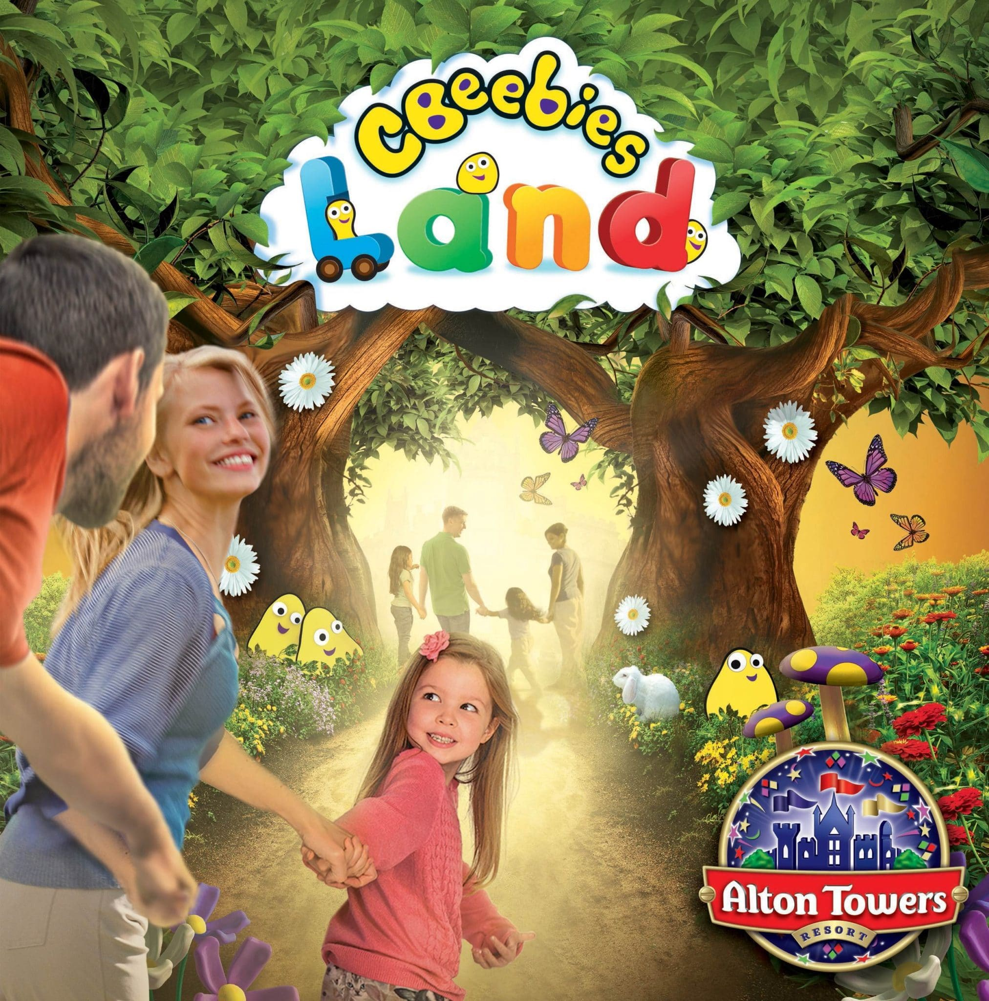 CBeebies Land - Alton Towers Resort