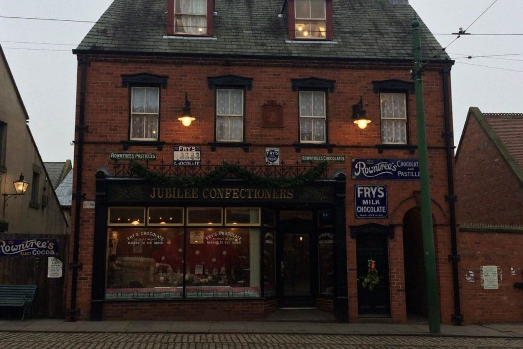 Beamish Museum - Jubilee Confectioners