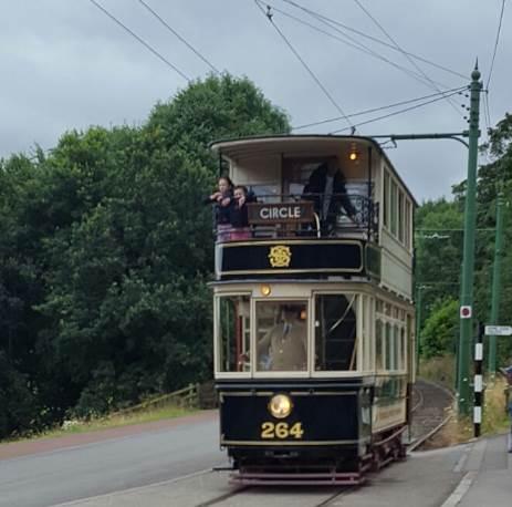 Beamish Museum - Tramway
