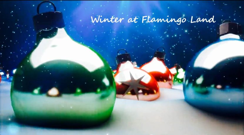 Winter at Flamingo Land Half Price Family Pass