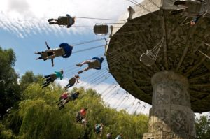 Monkey Swinger - Chessington World of Adventures Resort