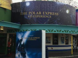 Christmas at Drayton Manor - Polar Express 4D Experience