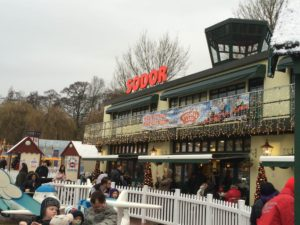 Christmas at Drayton Manor - Sodor Airport