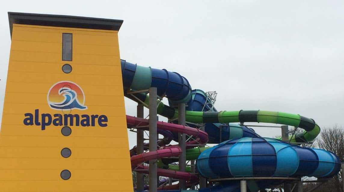 Click to View Alpamare Waterpark in Scarborough