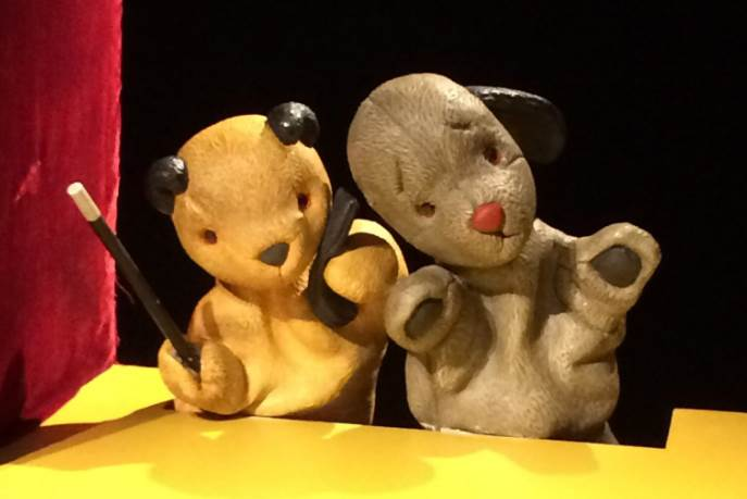 Madame-Tussauds-Blackpool-Sooty-and-Sweep