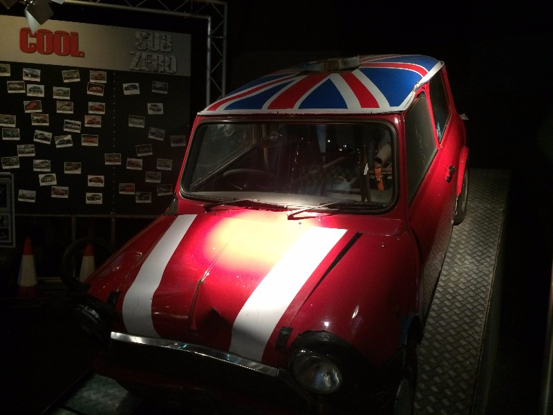 Beaulieu-National-Motor-Museum-Top-Gear-Ski-Jump-Mini
