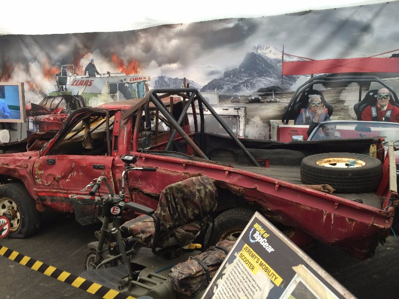 Beaulieu-National-Motor-Museum-Top-Gear-indestructible-Toyota-Hilux