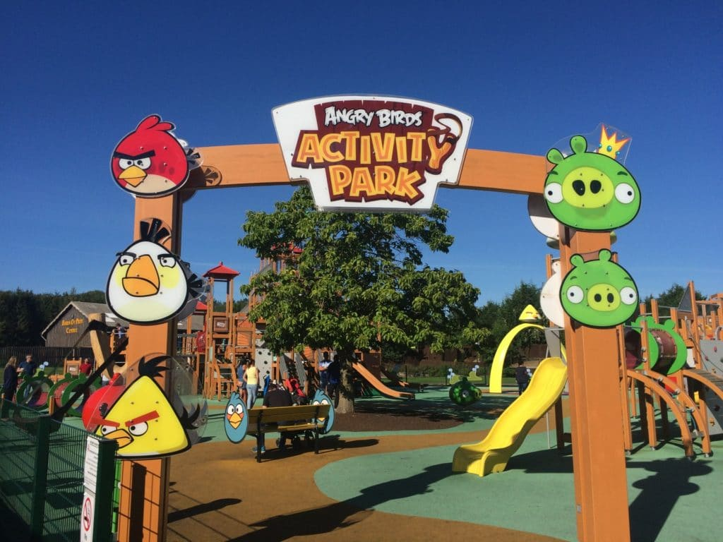 Lightwater Valley - Angry Birds Activity Park