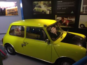 Beaulieu National Motor Museum - Mr Beans Mini