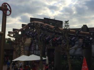 Chessington World of Adventures Resort - The Vampire