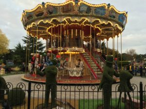 Paultons Park - The Victorian Carosel