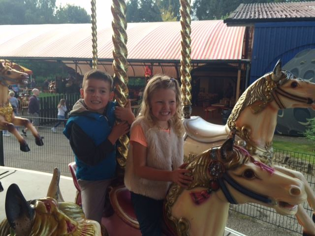 Lightwater-Valley-Theme-Park-Carousel