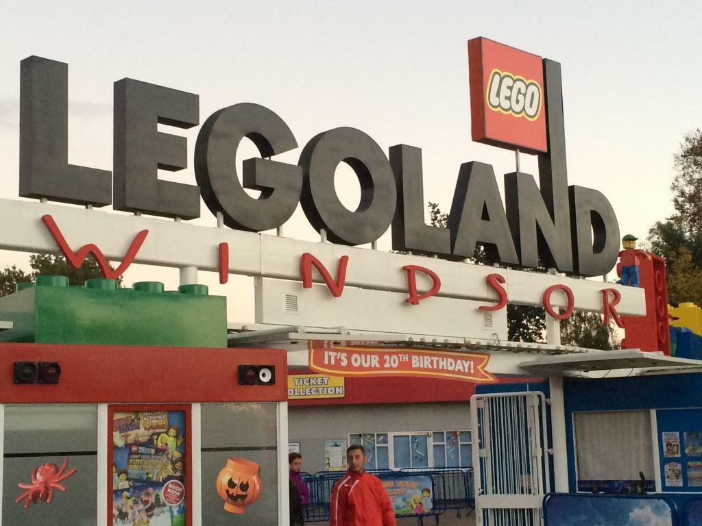 Legoland Windsor Resort - Park Entrance