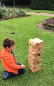 Ormesby Hall - Garden Games