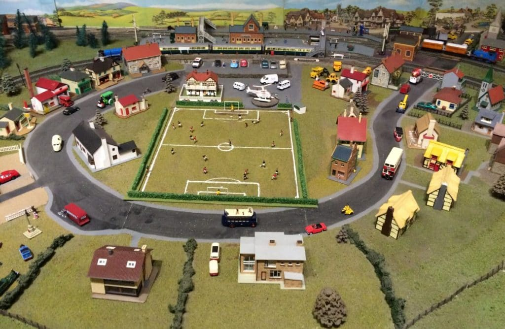 Ormesby Hall Model Railway Exhibition