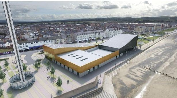 New Water Park for Rhyl