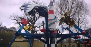 Air Race - Drayton Manor Theme Park