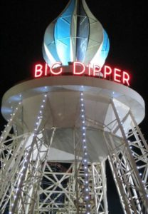 Blackpool Pleasure Beach - The Big Dipper