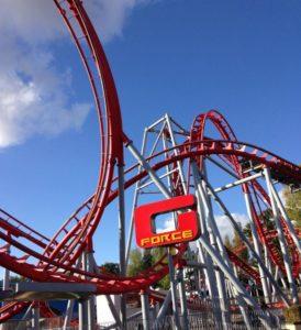 G-Force - Drayton Manor Theme Park