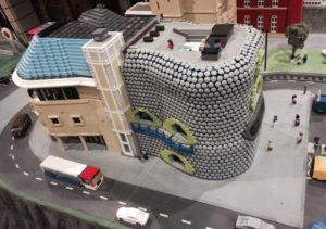 New Legoland Discovery Centre - Birmingham Bull Ring Model