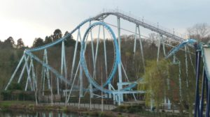 Shockwave - Drayton Manor Theme Park
