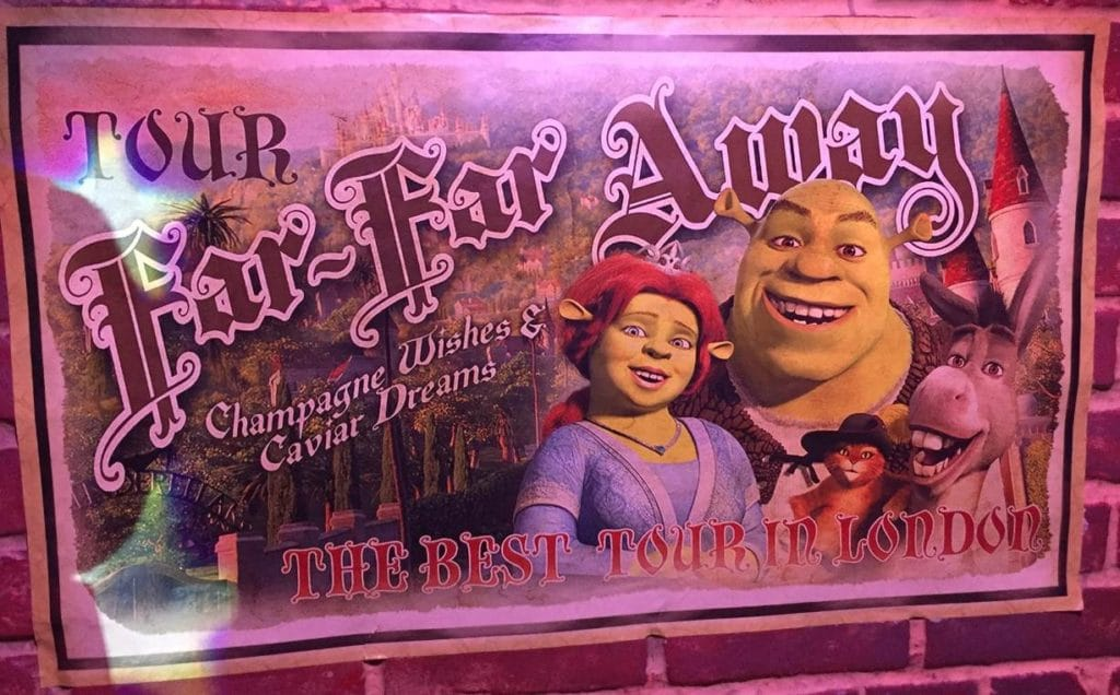 Shreks Adventure - Billboard