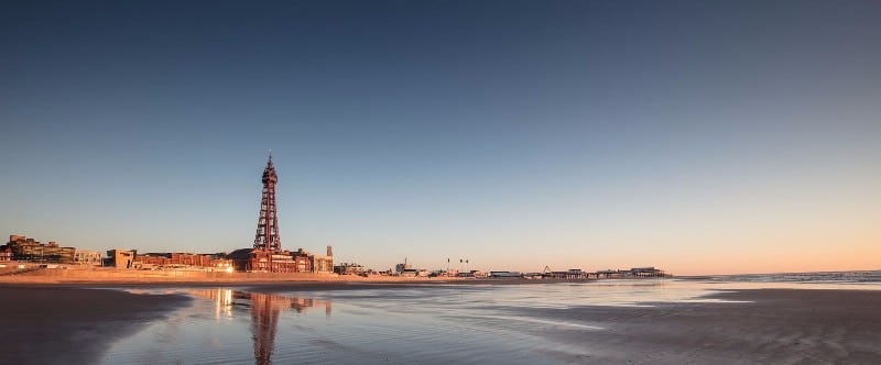 Blackpool-Shoreline-and-Tower
