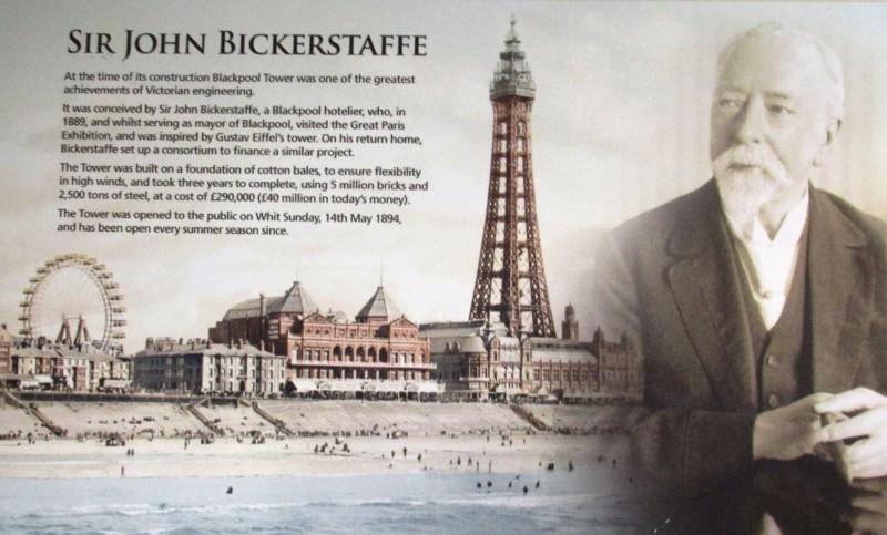 The-Blackpool-Tower-Sir-John-Bickerstaffe