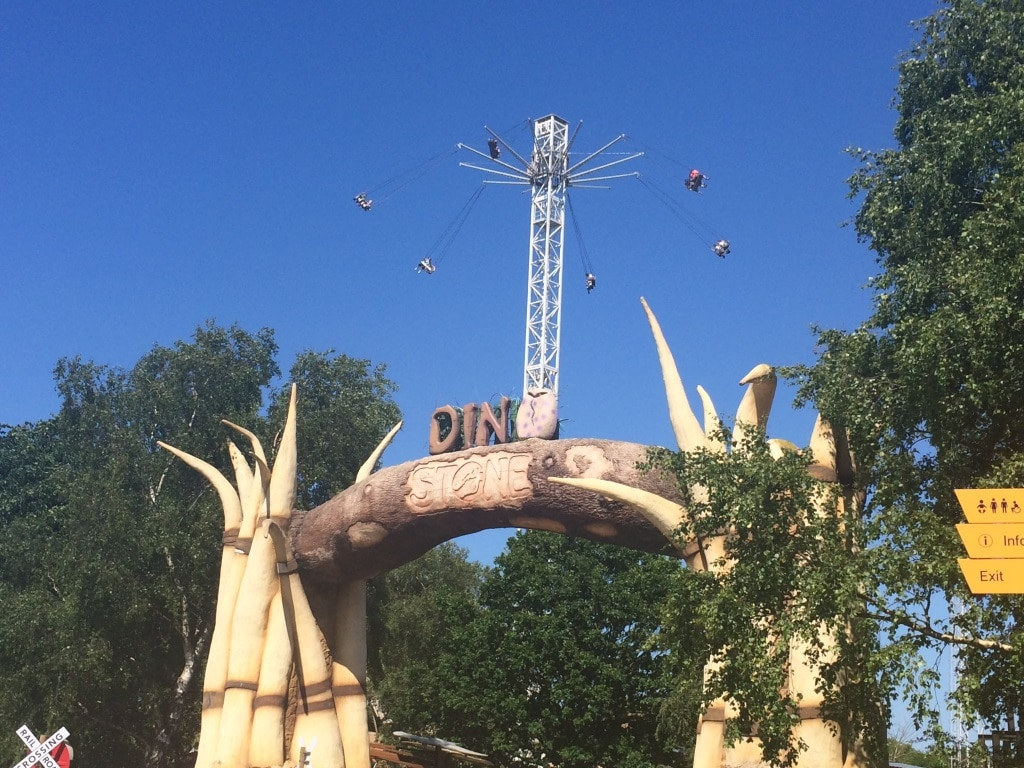 Flamingo Land Review - Dino-Stone Park