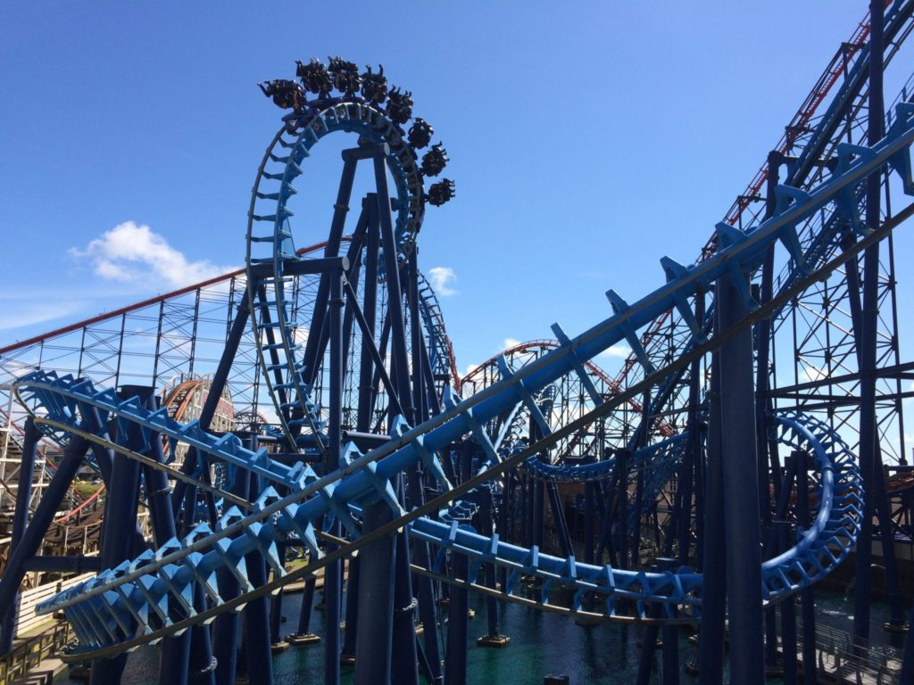 Infusion - Blackpool Pleasure Beach