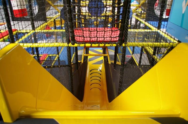 Drop-Slide
