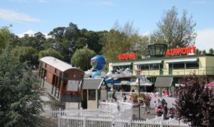 Thomas Land - Drayton Manor Theme Park