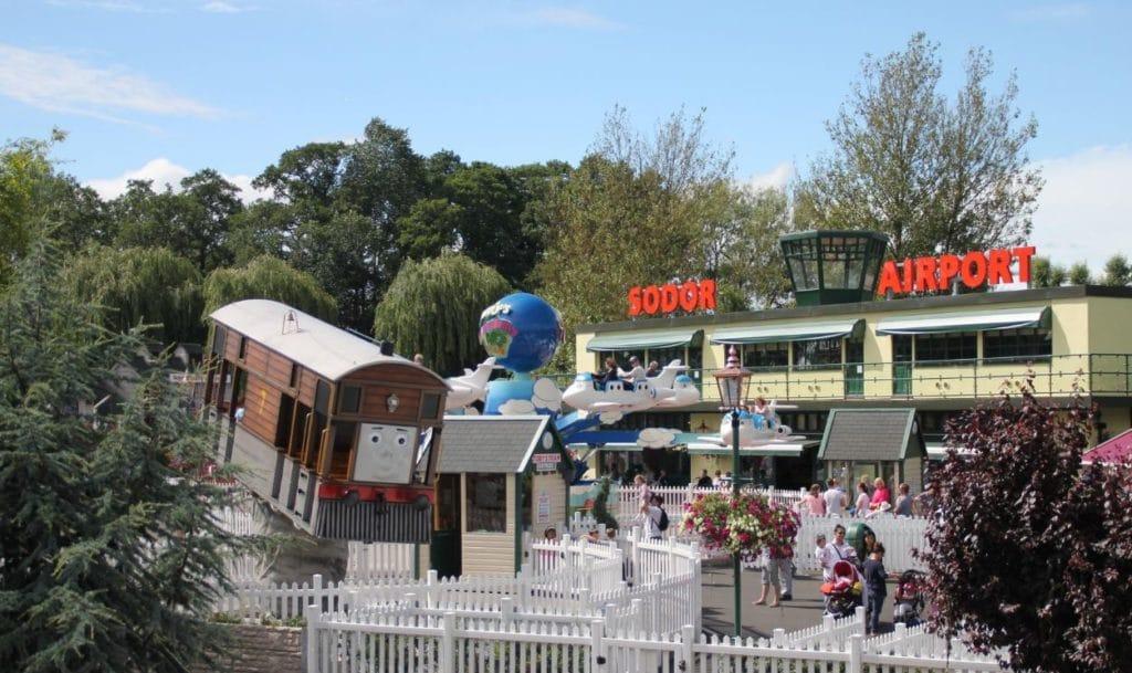 Thomas Land - Drayton Manor Theme Park