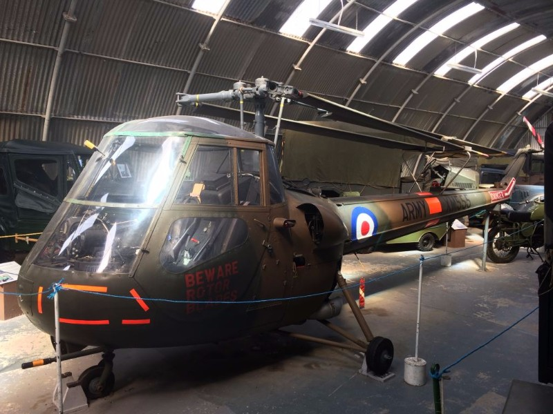 North-East-Land-Sea-and-Air-Museums-Army-Helicopter