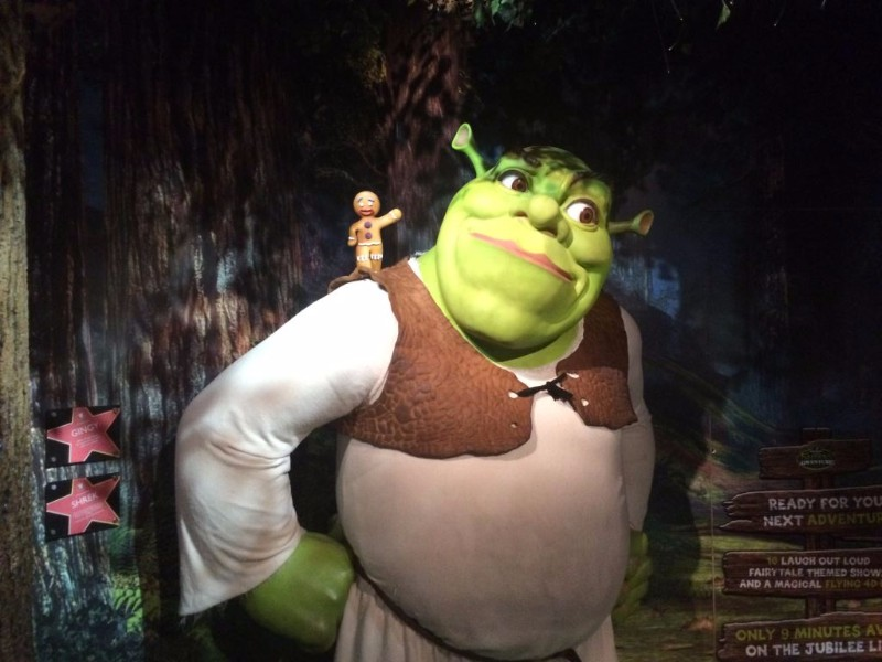 Madame-Tussauds-London-Shrek