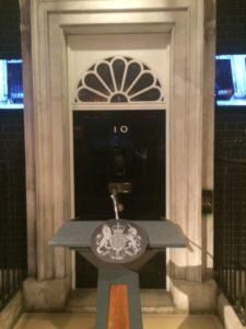 Madame Tussauds London - 10 Downing Street