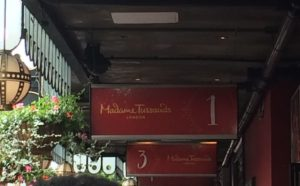 Madame Tussauds London - Entrances