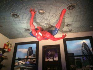 Madame Tussauds London - Spiderman