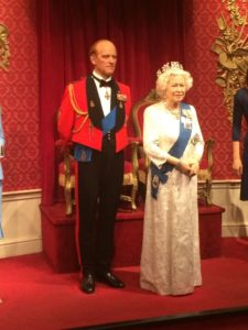 Madame Tussauds London - The Royal Family