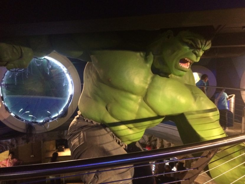Hulk - Madame Tussauds London