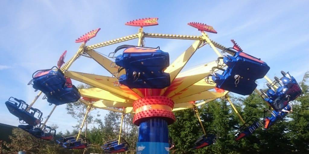 Twinlakes - Icarus Sky Flyer