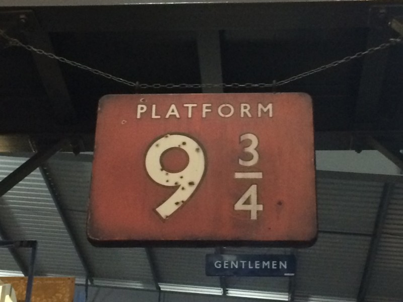 National-Railway-Museum-Harry-Potter-Sign