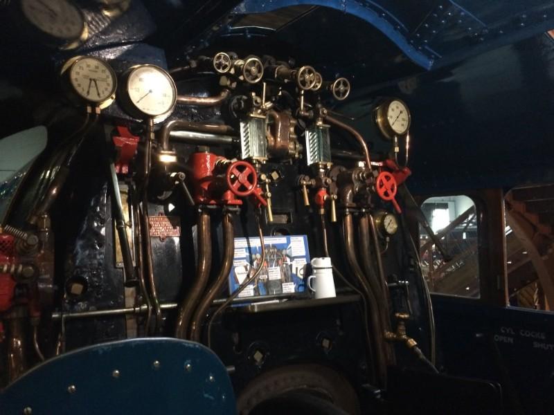 National-Railway-Museum-Mallard-Cab