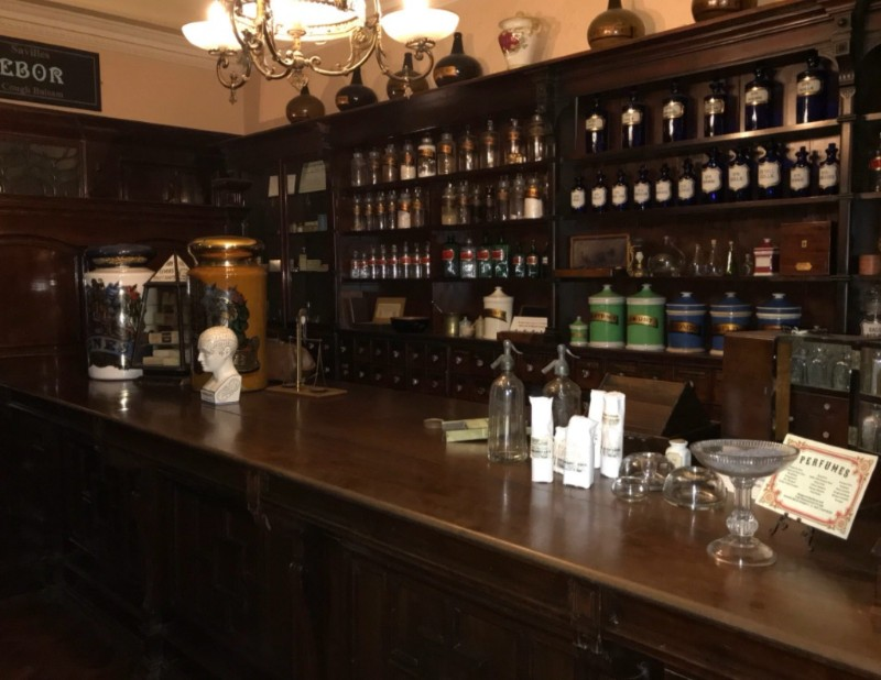 York-Castle-Museum-Shop-Interior
