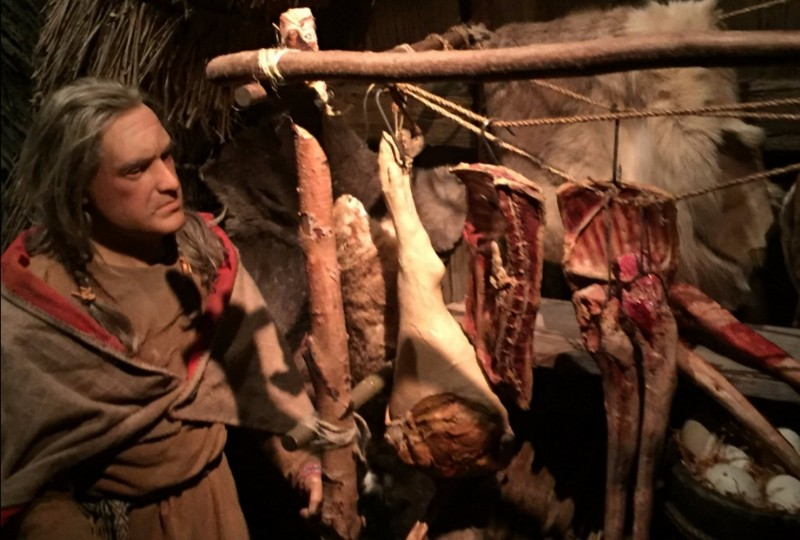 JORVIK-Viking-Centre-Viking-Butcher